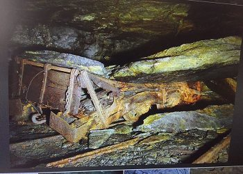 Abandoned Underground Coal Mine
