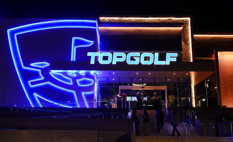Topgolf Birmingham Grand Opening Bhate Geosciences