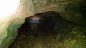 Underground mine at Liberty Park