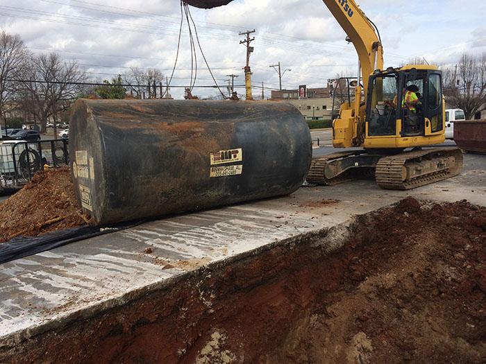 Underground Storage Tanks Birmingham Alabama Bhate Geosciences