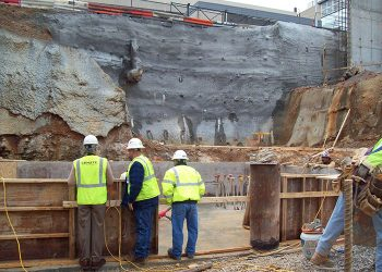 Excavation Shoring Design and Construction Monitoring 1