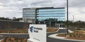 ENCOMPASS HEALTH CORPORATE HEADQUARTERS – LIBERTY PARK